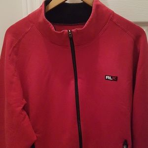 2/$60 Ralph Lauren mens XXL red jacket